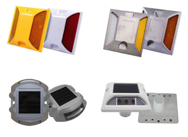 Led Solar Flashing Road Stud