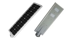 How to Choose the Material of the Solar Street Light?